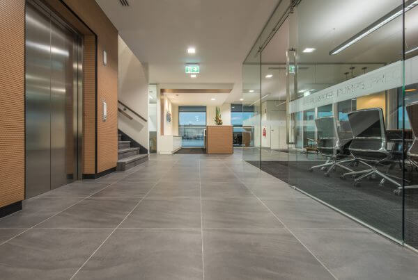All Purpose Pumps - Office Foyer