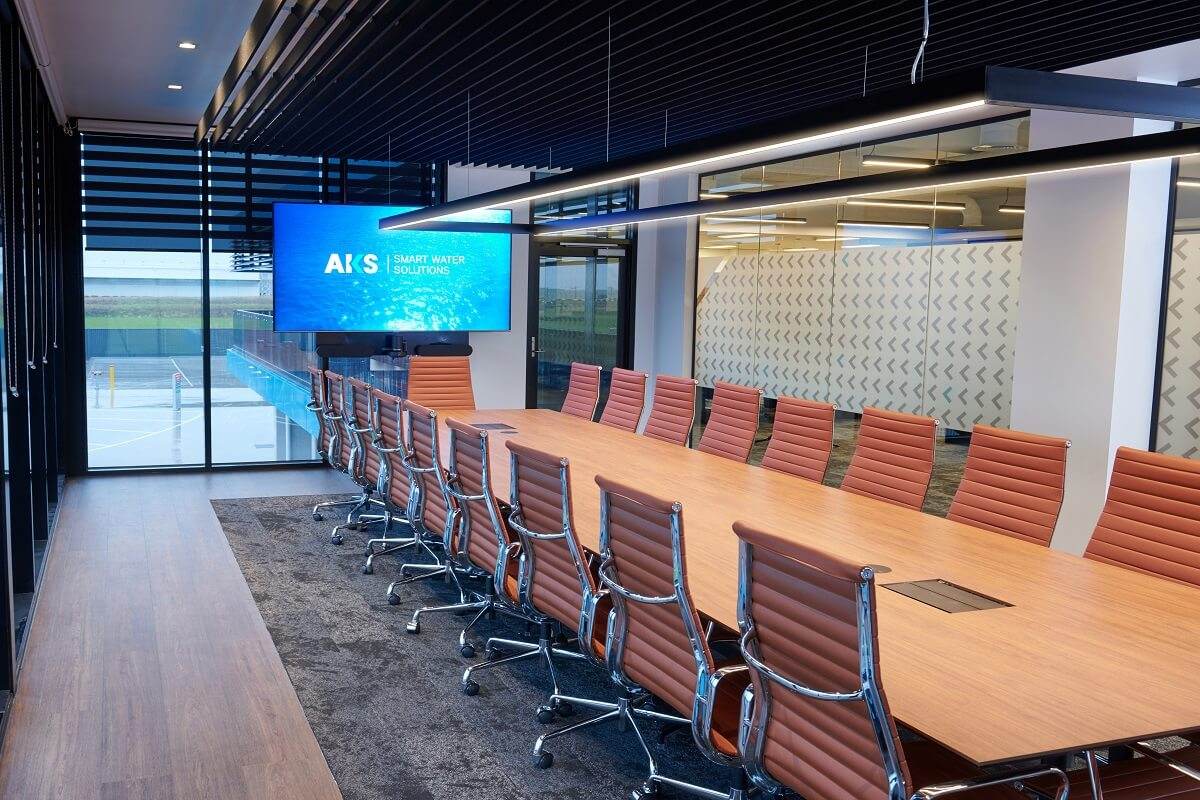 AKS Merit Commercial Interior - Boardroom
