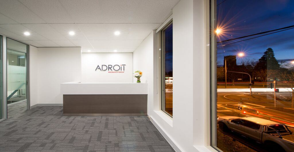 Adroit Insurance Group - Reception