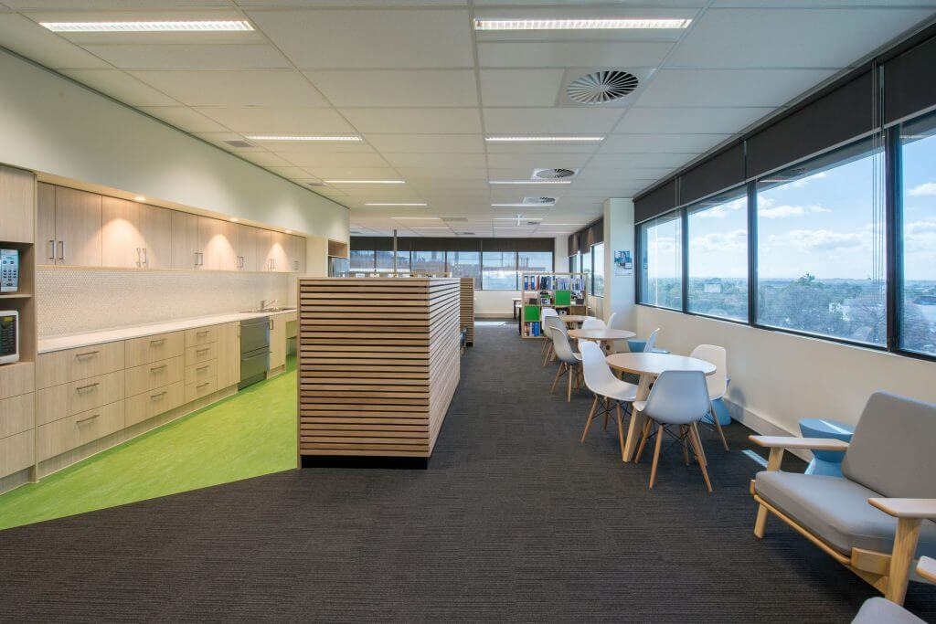 Architecture & Access - Head Office Design