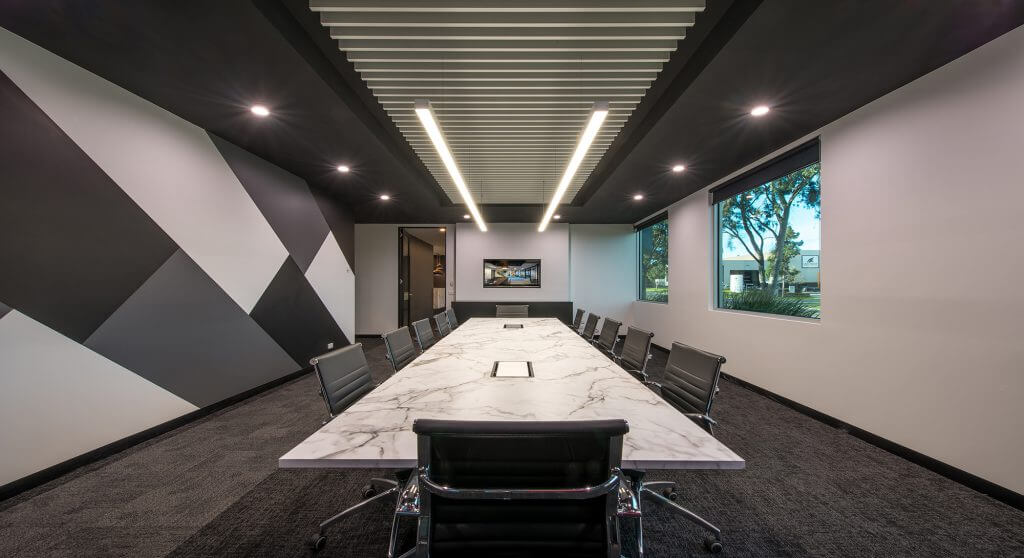 Armcor - Office Space Design - Boardroom