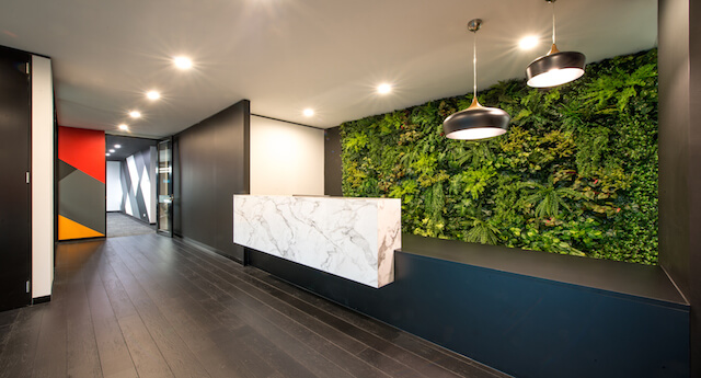 Armcor - Office Space Design - Reception