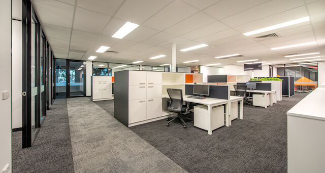 Armcor - Office Space Design 2