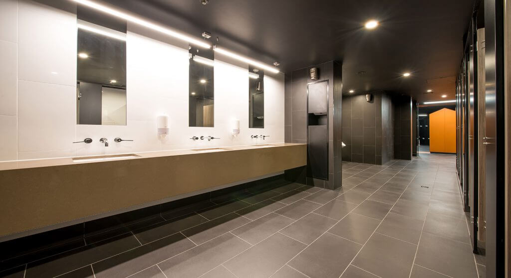 Grant Hyatt Melbourne - Hotel Interior Design - Bathroom