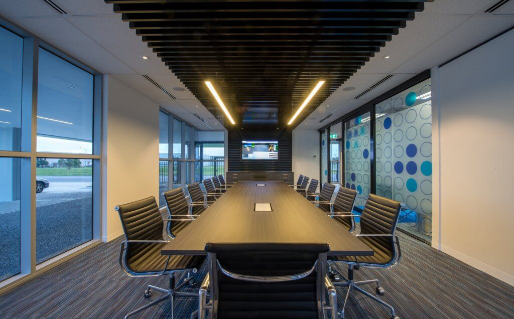 Merit - Adventure Plus Interior Design - Boardroom