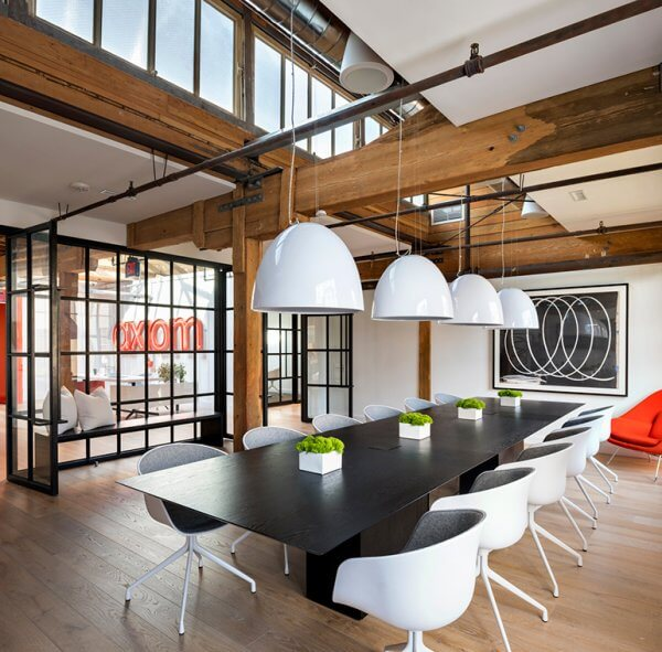 Merit Interior Design - Axiom Offices