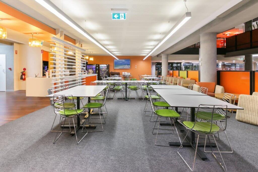 Merit Interior Design for Bendigo Bank - Breakout Zone