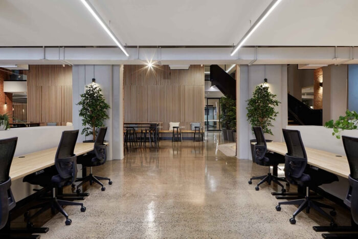 Merit Interior - CoWorking Interior Design - United Collingwood