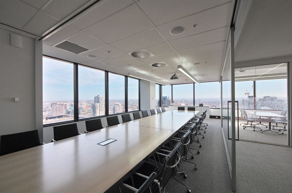William Buck Corporate Offices Interior Design - Boardroom