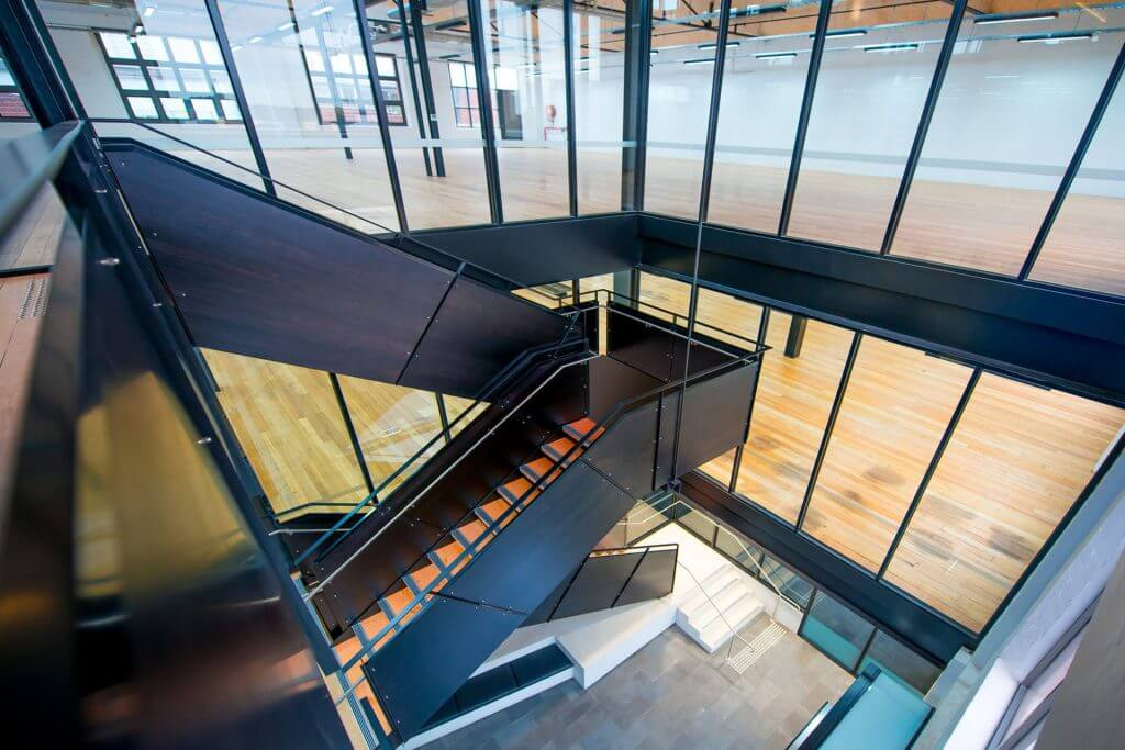 Witchery Head Office - Interior Stair Design
