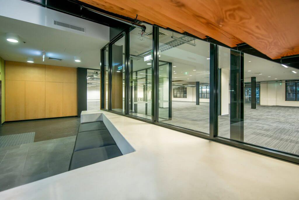 Witchery Head Office - Office Interior Design - Foyer