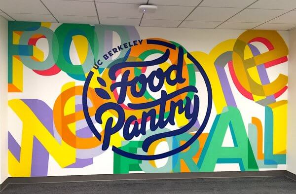 Office Murals to Inspire - Food Pantry