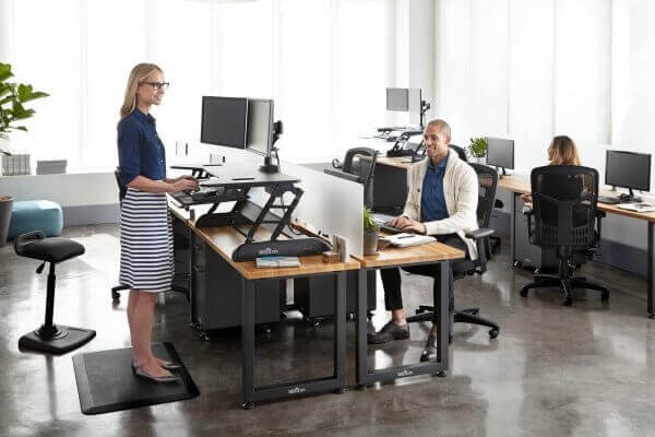 Standing Desks and their effect on the Office Workplace - Merit Interiors